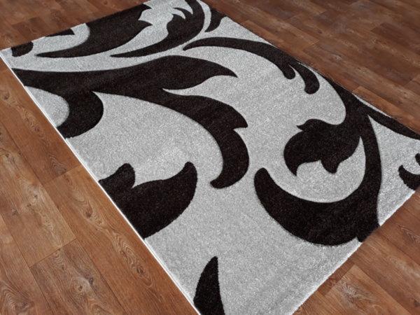релефен килим съни  1446 визон
