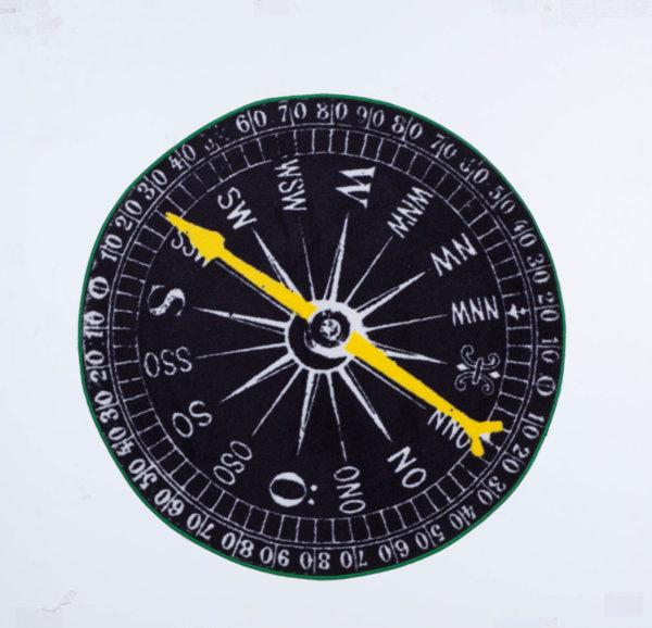 компас кръг