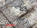 релефен килим Атина визон 1105