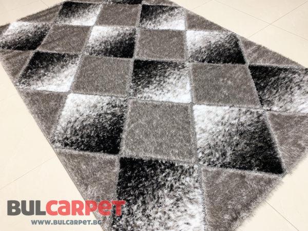 килим Шаги форум 2953 сив