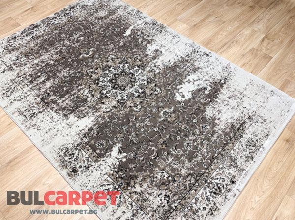 килим Класика 7508 тъмен визон