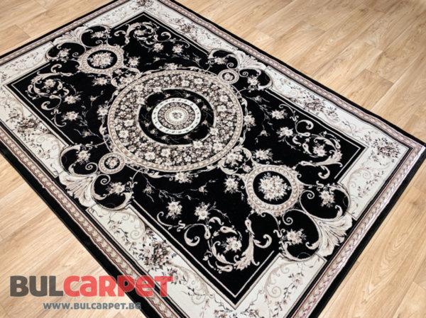 килим Класика 6334 черен