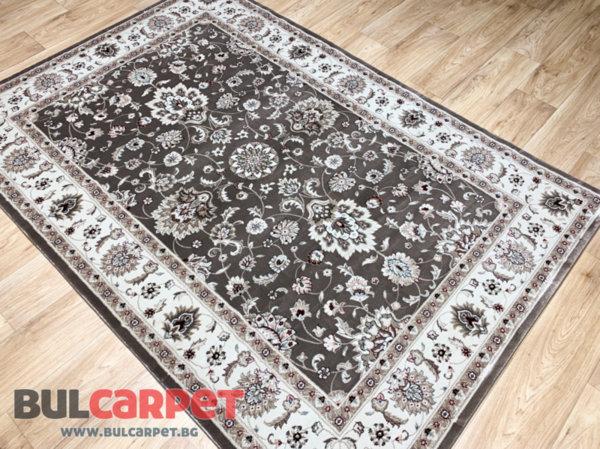 килим Класика 6184 тъмен визон