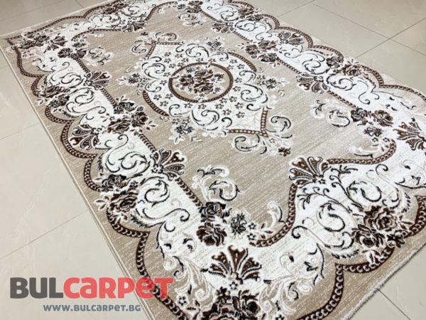 релефен килим ривиера 5557 беж