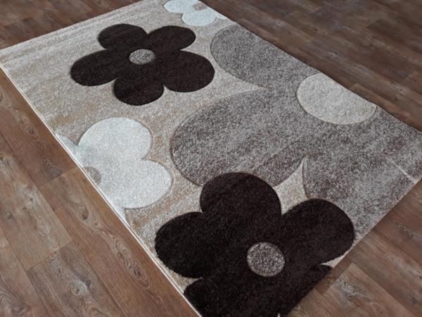 релефен килим съни 3584 беж