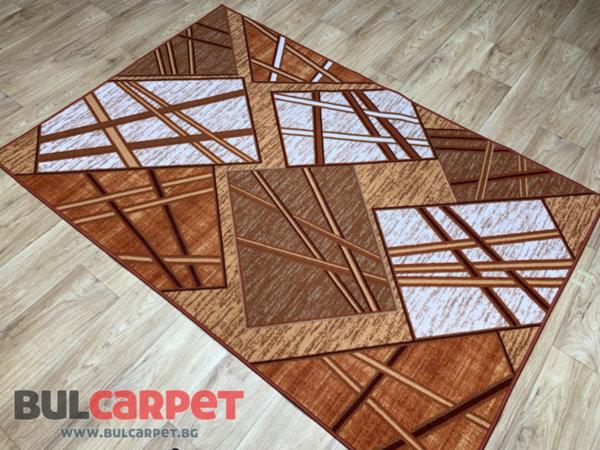 мокетен килим Стронг Блу фиоре 2 тера