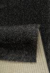 килим Шаги Панда 32100 черен