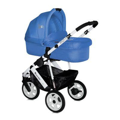 Бебешки колички 3 в 1  3 - синя