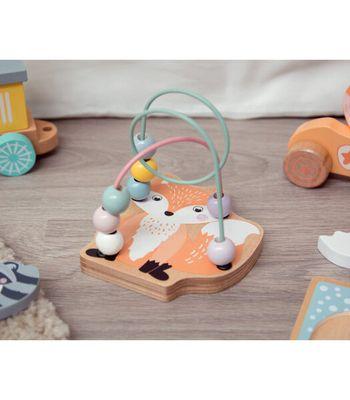 Дървени играчки 1 - лисица