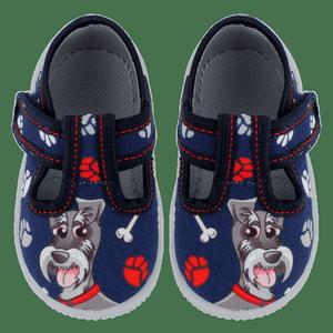 Детски пантофи 2- кученца