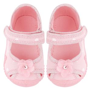 Колев и Колев 1 - розови обувки