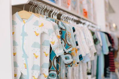 Списък за новородено 3 - дрехи