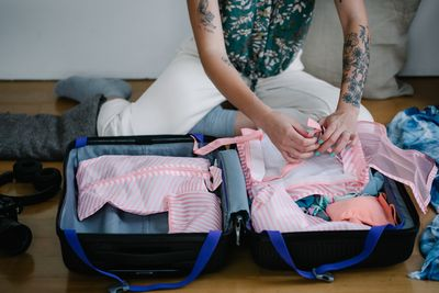 Списък за новородено 4 - багаж