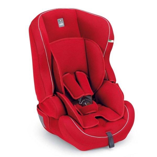 CAM Столче за кола Travel Evolution 9-36кг col. 520 червено CAMTE015520