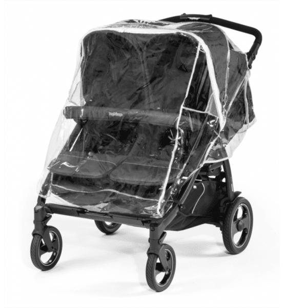 Peg Perego Дъждобран за количка Book for Two
