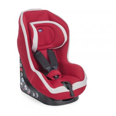 Chicco Стол за кола Go-One (9-18 кг.) Red