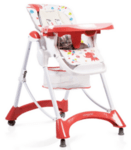 Cangaroo Столче за хранене Mint червен