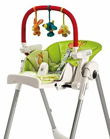 Peg Perego Дъга с играчки за столче за хранене