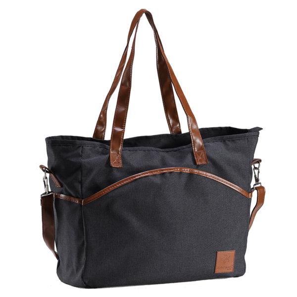 Bebe Stars Чанта за количка Mama Bag черна 560-188