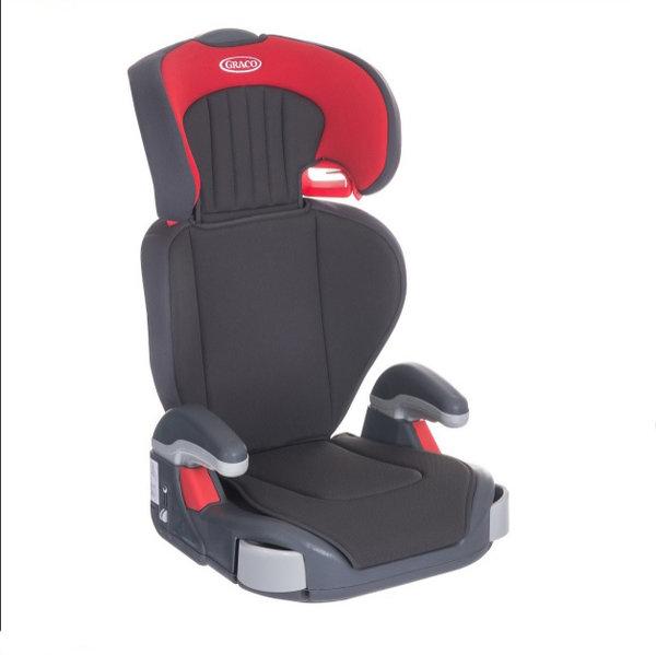 Graco Столче за кола Junior Maxi (15-36 кг.) Pompeian Red