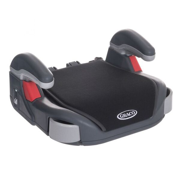 Graco Седалка за кола Booster Basic (15-36 кг.) Midnight Black G8E93MDLE-4