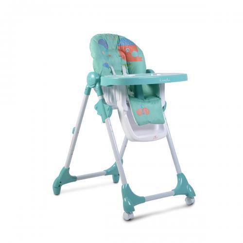 Cangaroo Столче за хранене Kimchi тюркоаз 107836
