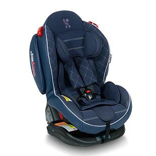 Lorelli Столче за кола Arthur Isofix (0-25 кг.) Dark Blue Leather