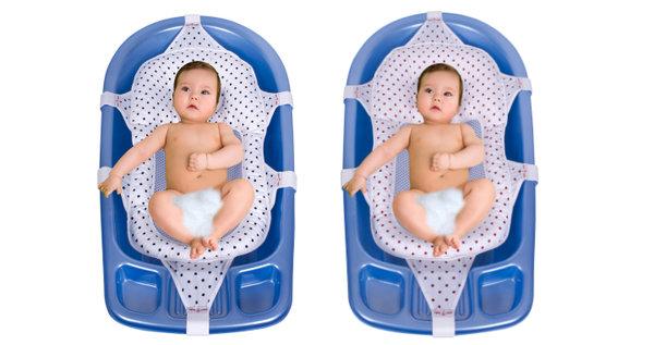 Sevi Baby Подложка за къпане за вана с пълнеж 689