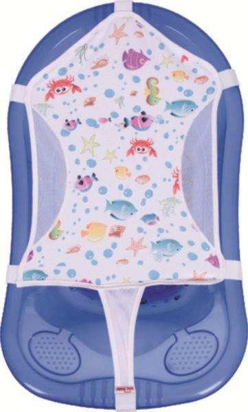 Sevi Baby Универсална шарена мрежа за бебешка вана 693