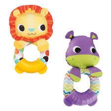 Bright Starts Бебешка играчка Pals 10789