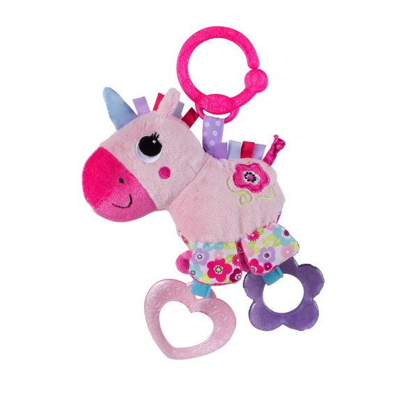 Bright Starts Бебешка играчка Sparkle & Shine Unicorn 11122