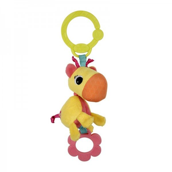 Bright Starts Бебешка играчка Take-Along Shimmy Shakers 52073