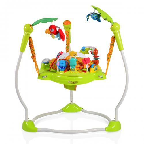 Moni Бебешко бънджи на стойка Jungle Jumper - 63569