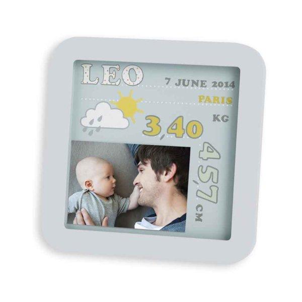 """Baby Art My Birth Date Декоративна рамка""""Моят рожден ден""""BA-00045"""