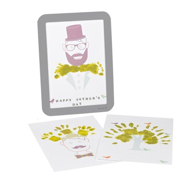 Baby Art  Рамка за отпечатък с боички за Деня на бащата BA-00049-FD