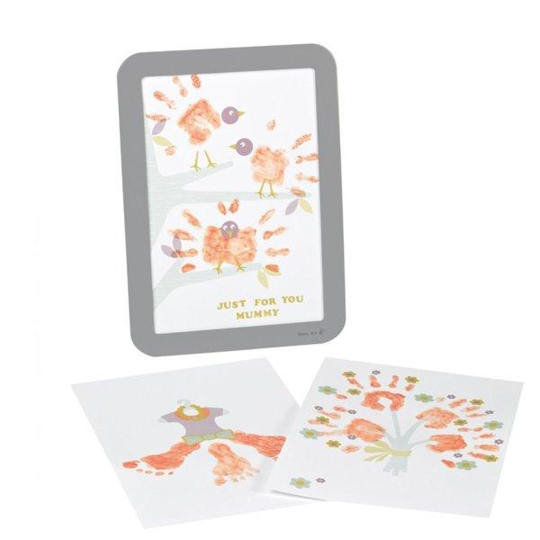 Baby Art Рамка за отпечатък с боички за Деня на майката BA-00049-MD