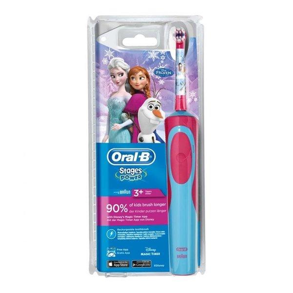 Oral-B Детска електрическа четка Frozen D12 01.00216