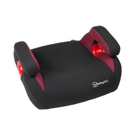 BabyGo Седалка за кола Bursa (15-36 кг.) червена