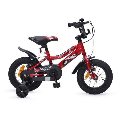 Byox Детски велосипед Prince червен