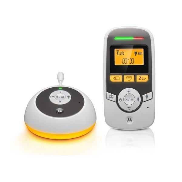 Motorola Аудио бебефон MBP161