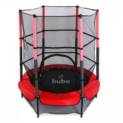 Buba Детски батут с мрежа 140 см