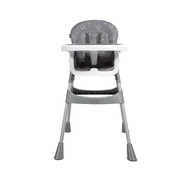 Topmark Столче за хранене Jess Basic Grey TM T2085