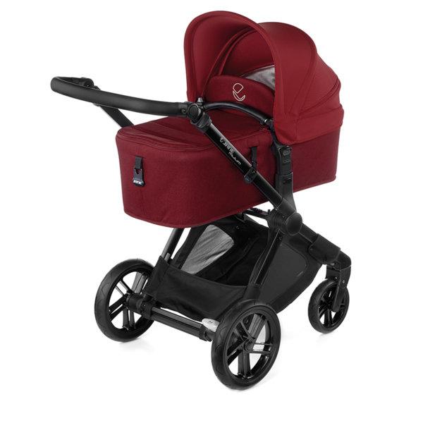 Jane Бебешка количка 3в1 Muum Formula Koos  i-Size Micro Red Being 2019 5504.T57