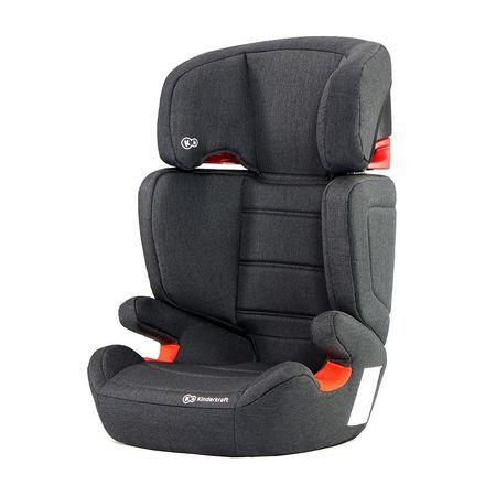 Kinderkraft Детски стол за кола Junior IsoFix (15-36 кг.) Black