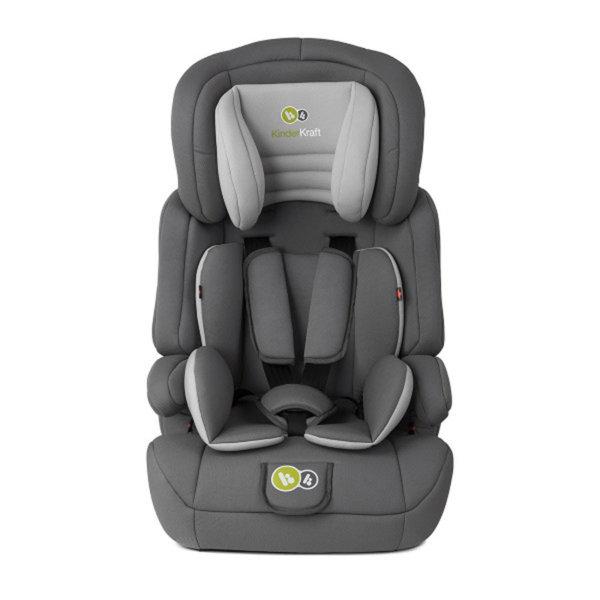 Kinderkraft Детски стол за кола Comfort UP (9-36 кг.) Gray