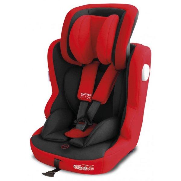 Asalvo Стол за кола Master Fix (9-36 кг.) Red 15396