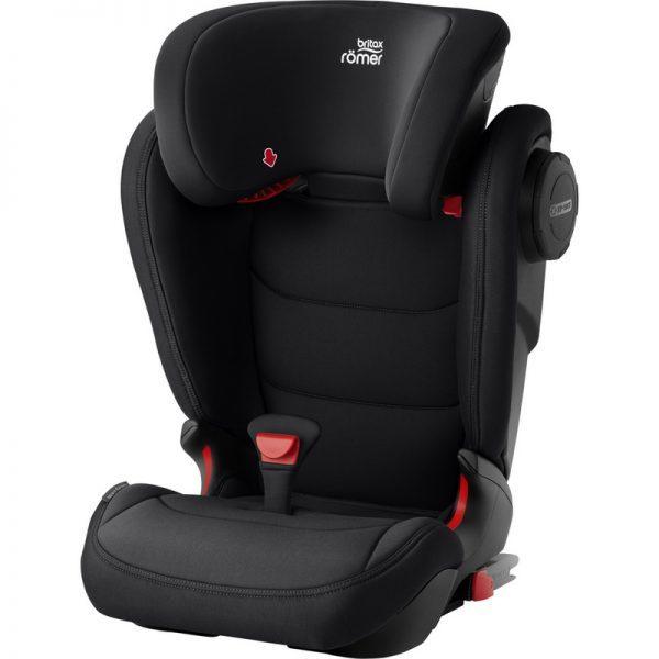 Britax Römer Стол за кола Kidifix III M (15-36 кг.) Premium Cosmos Black 18