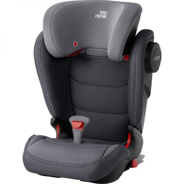 Britax Römer Стол за кола Kidifix III M (15-36 кг.) Premium Storm Grey