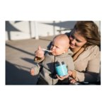 Nuvita Бебешки комплект /лъжица+вилица/ розови 8477
