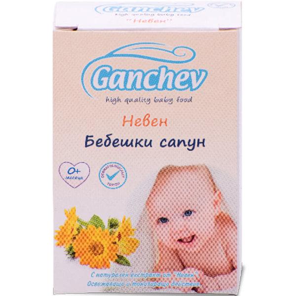 Ганчев Бебешки сапун Невен 75 гр.